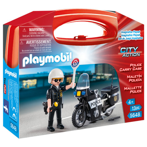 Playmobil Police Case