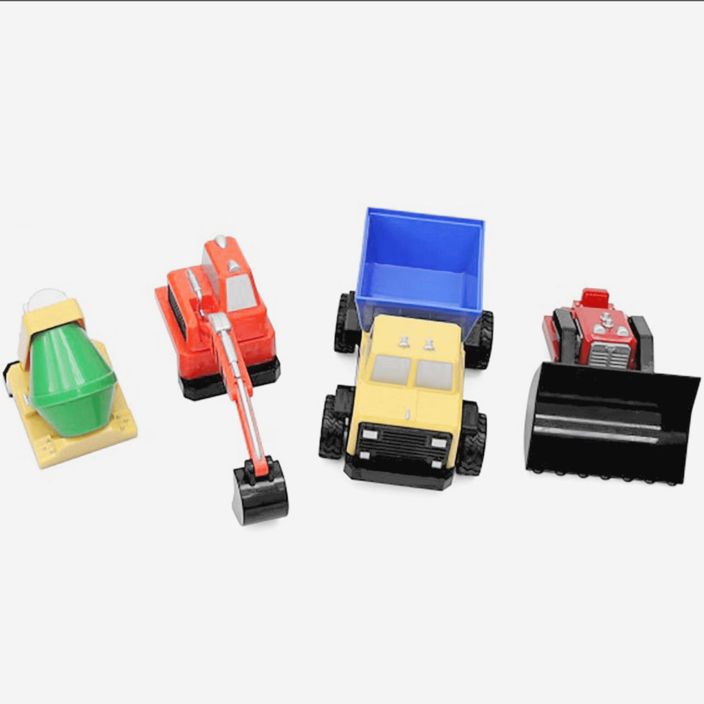 Popular Playthings Magnetic Build a Truck 1