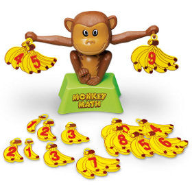 Popular Playthings Monkey Math Game