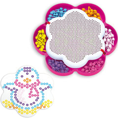 Quercetti Daisy Pixel Pattern Making in Carry Case 2