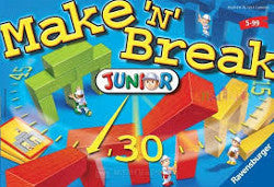 Ravensburger Make N Break Junior Game