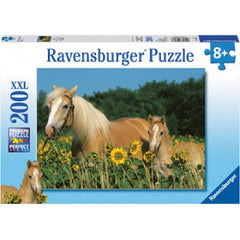 Ravensburger Puzzle Horse Happiness 200pcs