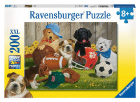 Ravensburger Puzzle Let's Play Ball 200pc
