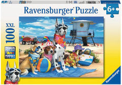 Ravensburger Puzzle No Dogs on the Beach XXL 100pc