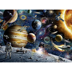 Ravensburger Puzzle Outer Space 150pc 2