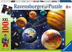 Ravensburger Puzzle Space 100pc