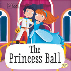 Sassi Giant Puzzle The Princess Ball 30pc and Book 1
