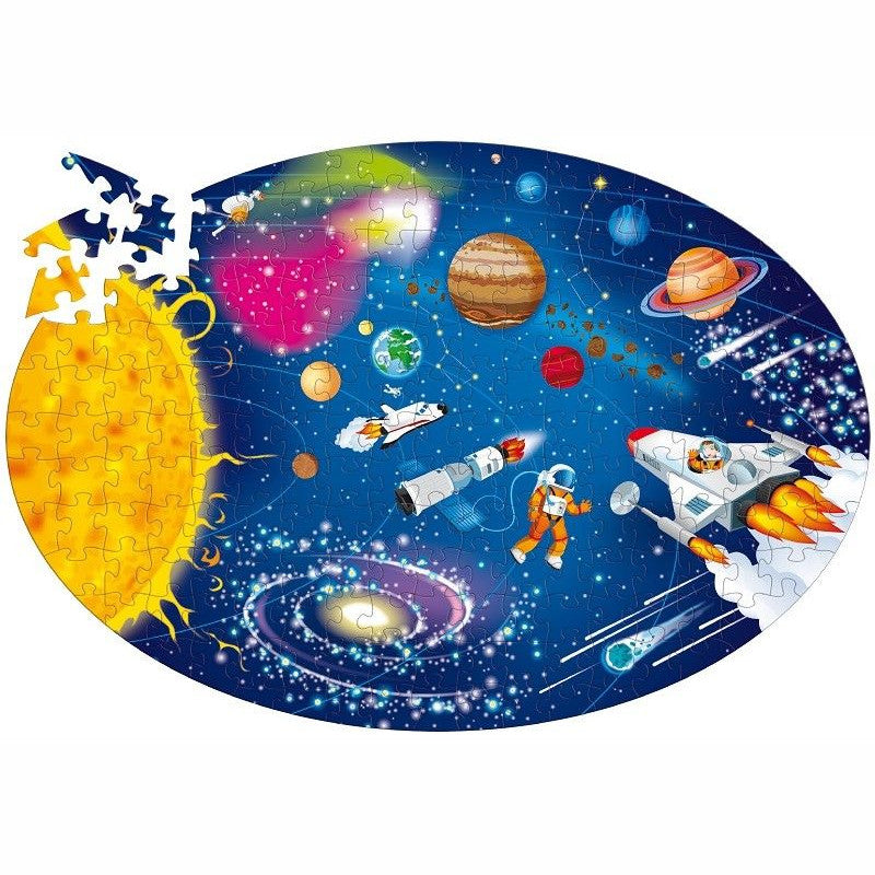 Sassi Science Puzzle Explore Space 205pc 1
