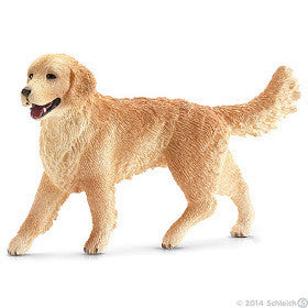 Schleich Dog Golden Retriever Female