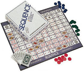 Sequence Game by JAX