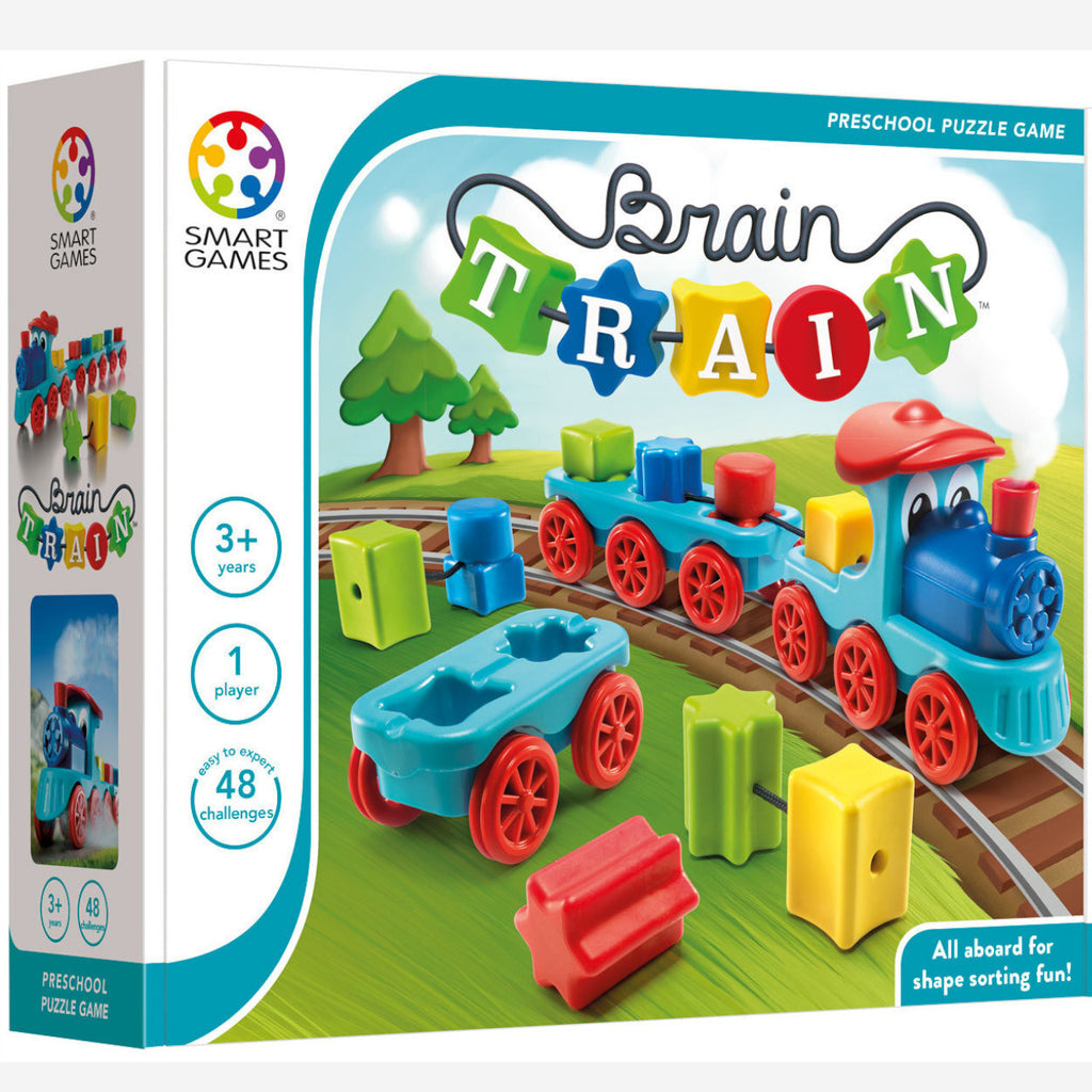 Smart Games Brain Train