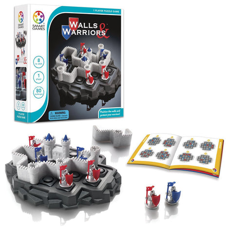 Smart Games Walls and Warriors Game