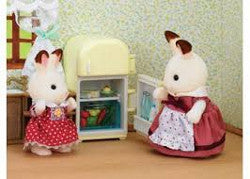 Sylvanian Families Chocolate Rabbit Mother Set