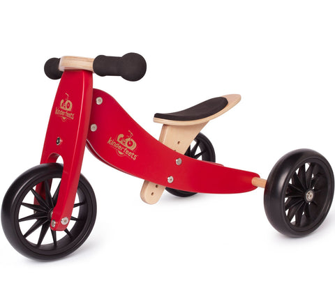 Tiny Tot 2-in-1 Trike - Cherry Red