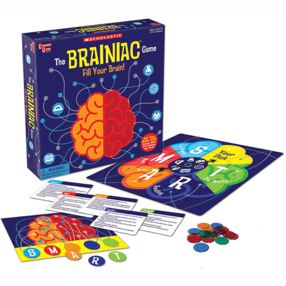 The Brainiac Game 1