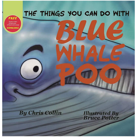 The Things You Can Do With Blue Whale Poo
