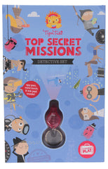 Tiger Tribe Top Secret Missions Detective Set2