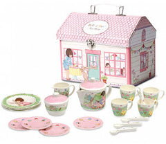 Tinco Tea Set Belle & Boo 19pcs Melamine