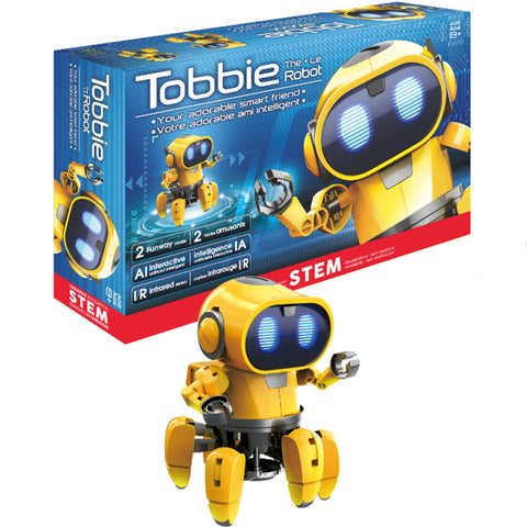 CIC Tobbie the Robot Infrared 2 Models