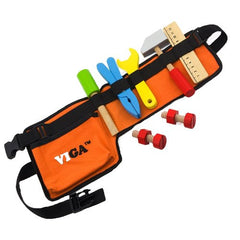 Viga Tool Belt with Tools Wooden