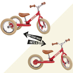Trybike Red - IN STORE ONLY 2