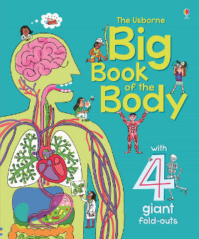Usborne Big Book of the Body