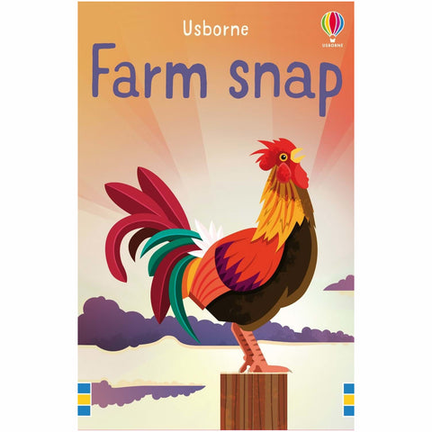 Usborne Farm Snap Card Game