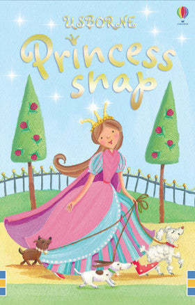 Usborne Princess Snap Card Game