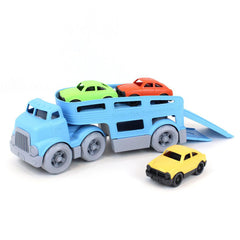 Green Toys Car Carrier 4pc