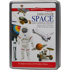 Discover Space Set in Tin 1