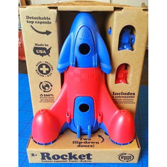 Green Toys Rocket Blue Top 2