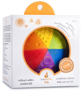 caaocho Ball Sensory Rainbow - K and K Creative Toys