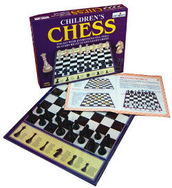 Creatives Childrens Chess Game - K and K Creative Toys