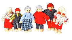 Discoveroo Dolls Family - K and K Creative Toys