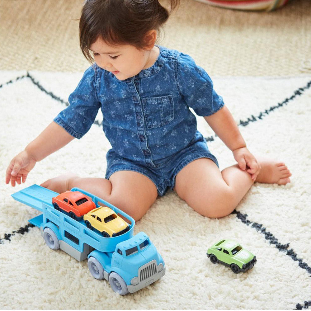 Green Toys Car Carrier 4pc 2