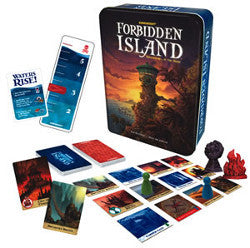 Gamewright FORBIDDEN ISLAND Game - K and K Creative Toys