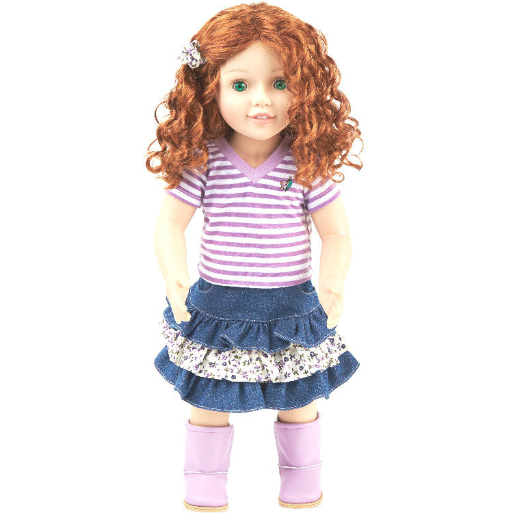 Australian Girl Doll Matilda 50cm (Free Freight) - K and K Creative Toys