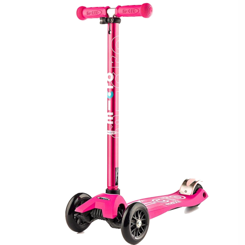 Micro Scooter Maxi Deluxe Pink