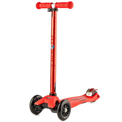 Micro Scooter Maxi Deluxe Red