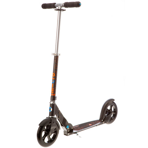 Micro Scooter Black for Adults