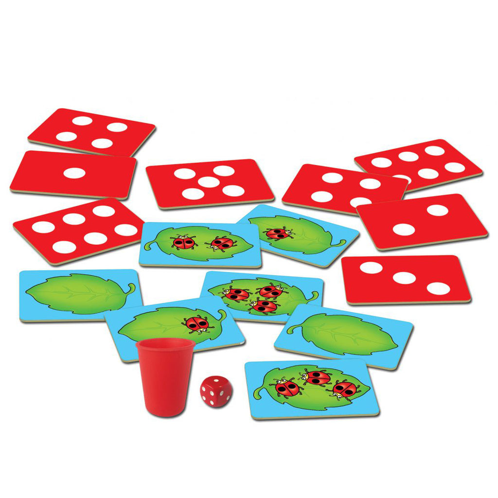 Orchard Toys Game of Ladybirds 2