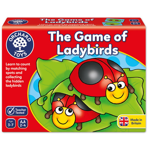 Orchard Toys Game of Ladybirds