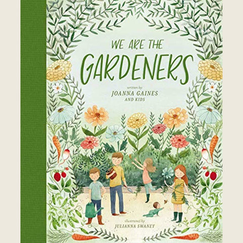 We are the Gardeners hb