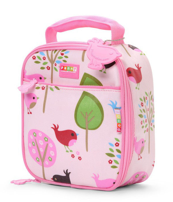 Penny Scallan Lunch Box Chirpy Bird