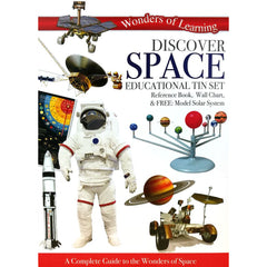 Discover Space Set in Tin