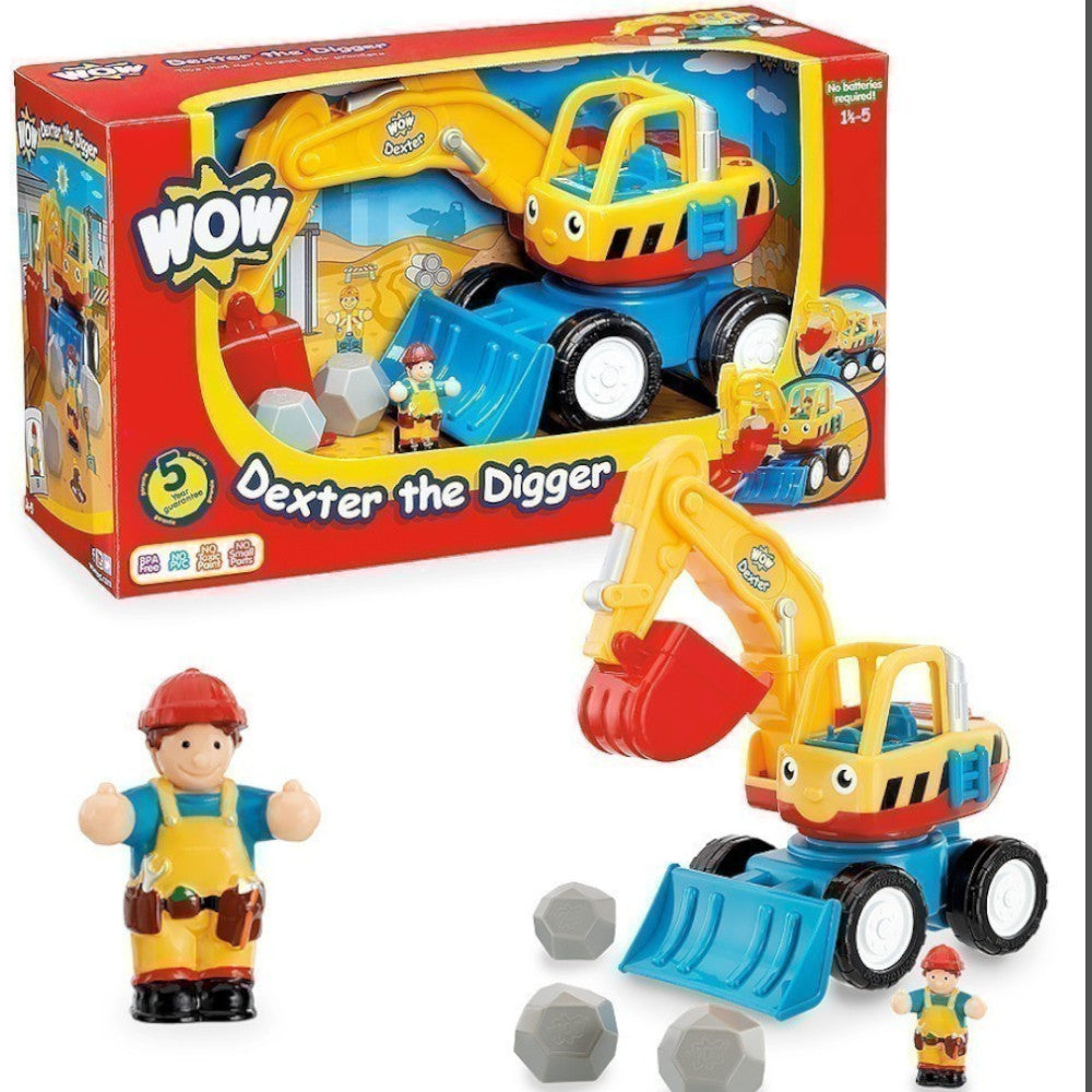 Wow Toys Dexter the Digger 2