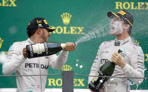 Lewis Hamilton yet again keeps the F1 title race alive with win at BrazilGP!