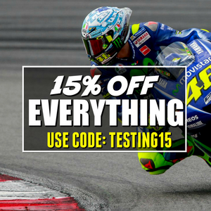 TESTING IS UNDERWAY... 2017 IS IN SIGHT! 15% OFF TO CELEBRATE