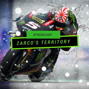 It's Zarco's Territory! Prepare for the #FrenchGP with Tech 3