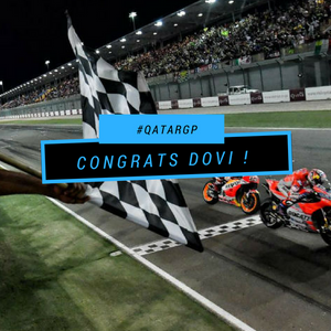 Andrea Dovizioso wins 2018 MotoGP Grand Prix of Qatar
